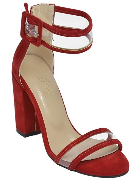 Simyy Ayakkabı Kırmızı